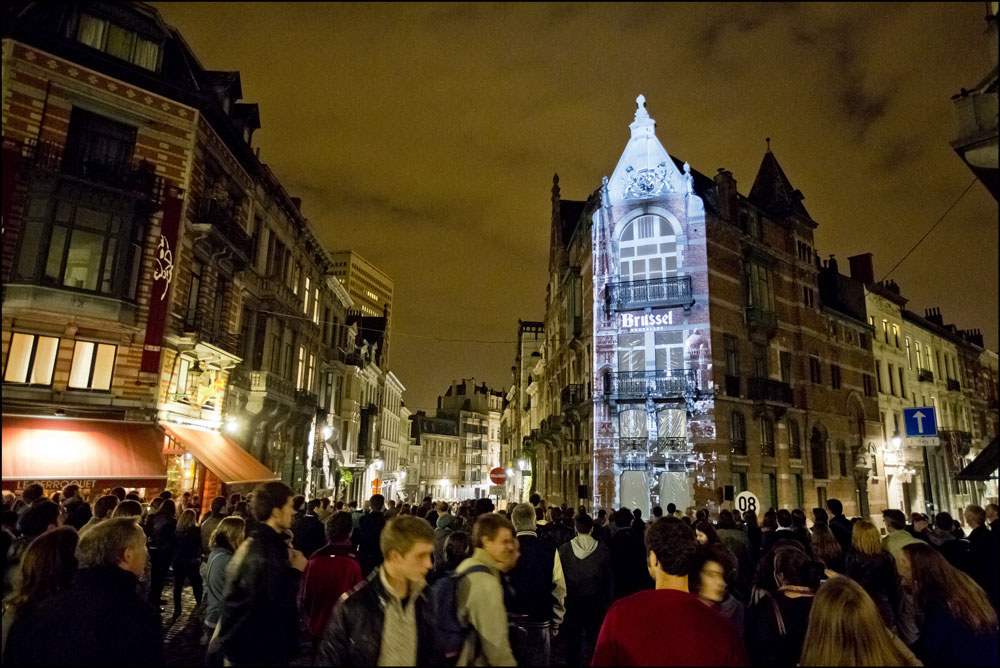 Nuit Blanche Brussels 2013 16